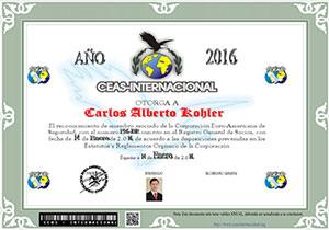ceas-certification